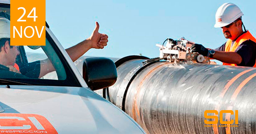 Ensayos Aplicados a Pipelines y Grandes Tanques de Almacenamiento